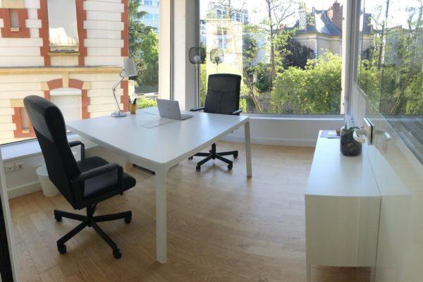 open space et bureaux à Rennes